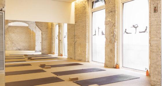 Estudio Bikram Yoga Valencia